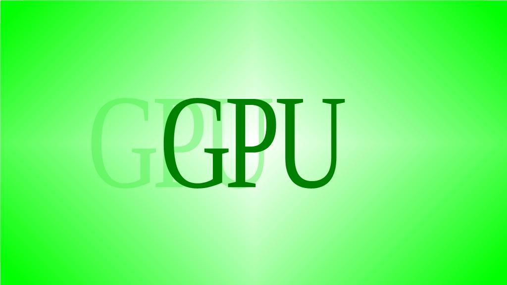 GPUコンピューティング時代の幕開け