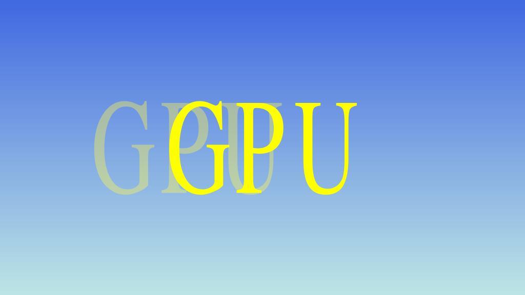 GPUのロードマップと新アーキテクチャー(NVIDIA TURING)