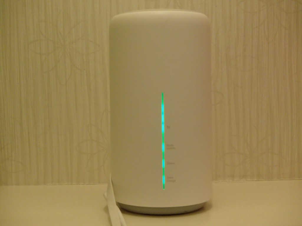 「WiMAX」の回線品質(通信速度)をSpeedtestで調査する!