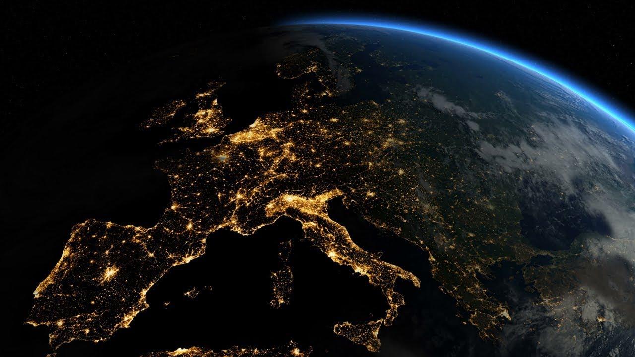YouTubeで世界旅行!「ISSから見た地球」
