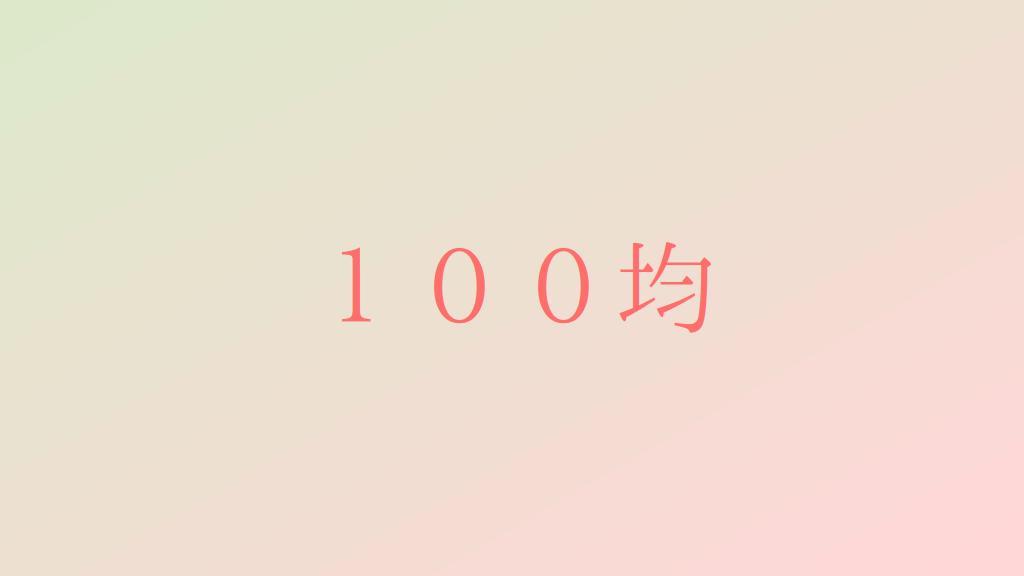 【記事一覧】100均を活用する!