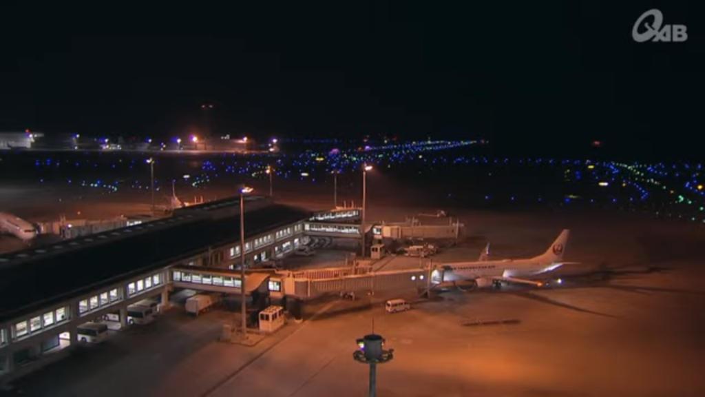 日本の空港の様子をライブカメラを楽しむ!